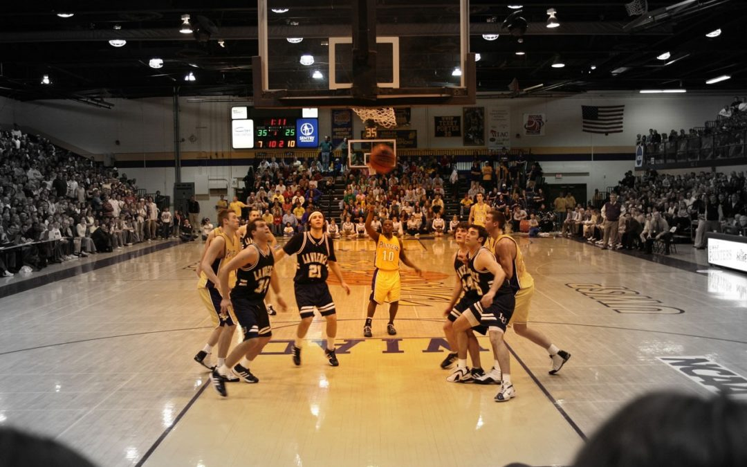 basketball ne rien laisser tomber ne rien lacher continuer force confiance assurance